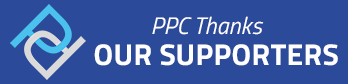 PPC Thanks Our Supporters