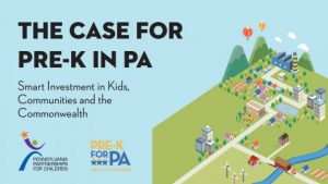 Cover Image: Report: The Case for Pre-k in PA: Smart Investment in Kids, Communities and the Commonwealth – 2016