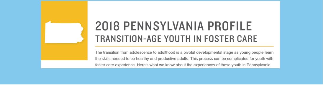 2018 Pennsylvania Fostering Youth Transitions
