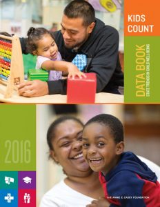 Kids Count 2016 Data Book
