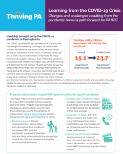 Cover Image: Fact Sheet: Learning from the COVID-19 Crisis – June 2021